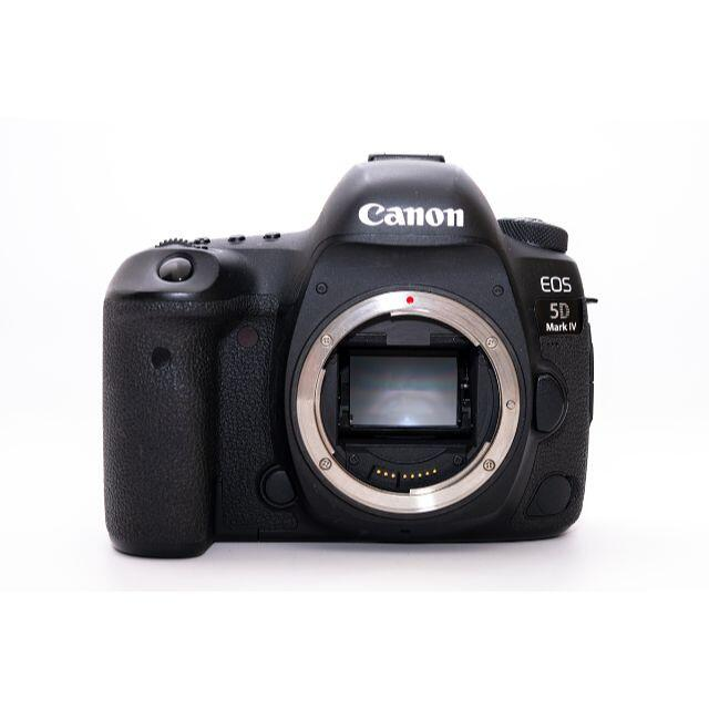 Canon(キヤノン)の【美品】Canon eos5DMark4 EOS 5D mark IV ボディ スマホ/家電/カメラのカメラ(デジタル一眼)の商品写真