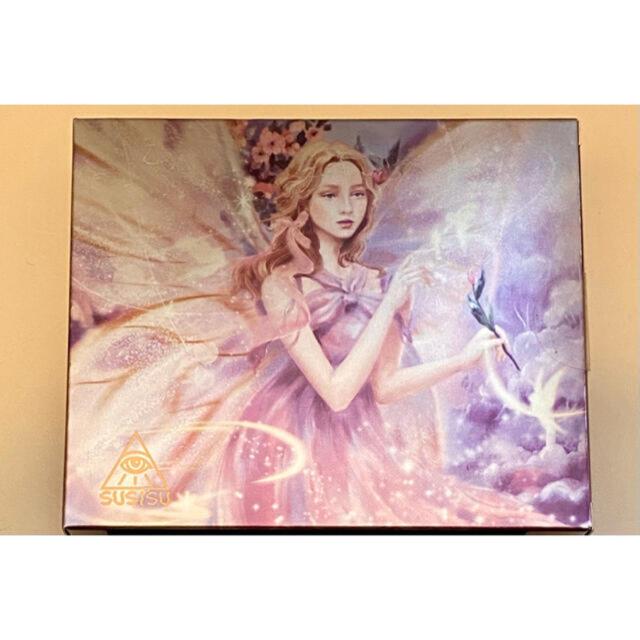 3ce(スリーシーイー)のsusisu  スーシース フェアリーハイライトパレット コスメ/美容のベースメイク/化粧品(フェイスカラー)の商品写真