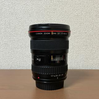 Canon - Canon 17-40mm 7%オフクーポン使えます
