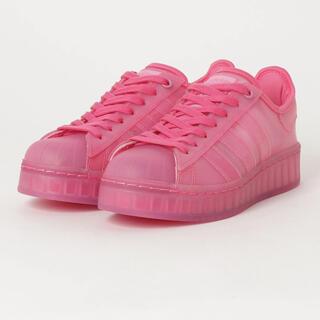 adidas - スーパースター ジェリー ピンク