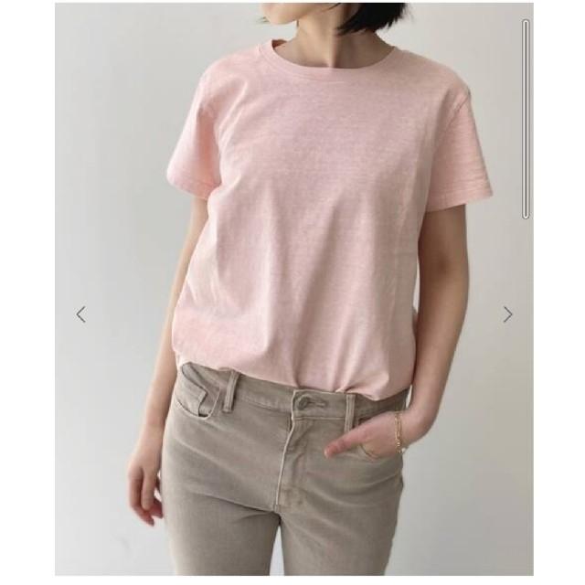 L'Appartement DEUXIEME CLASSE(アパルトモンドゥーズィエムクラス)の新品未使用 【REMI RELIEF/レミレリーフ】Compact T-sh レディースのトップス(Tシャツ(半袖/袖なし))の商品写真
