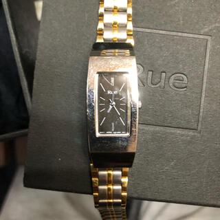 アルバ(ALBA)のALBA Rue アンティーク時計 稼働品(腕時計)