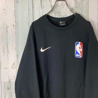NIKE - 【激レア⭐︎】【コラボ⭐︎】 NBA ドライ レトロ ストリート スウェット 黒