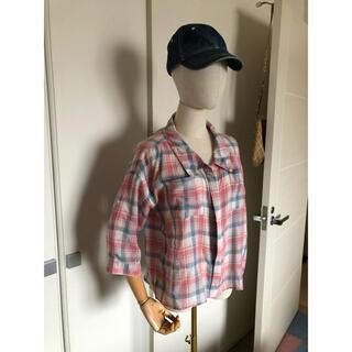 オリーブデオリーブ(OLIVEdesOLIVE)のシャツ(シャツ/ブラウス(半袖/袖なし))