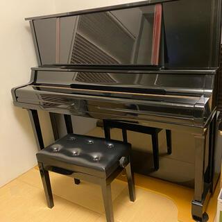 ヤマハ - ヤマハ アップライト ピアノ YU5