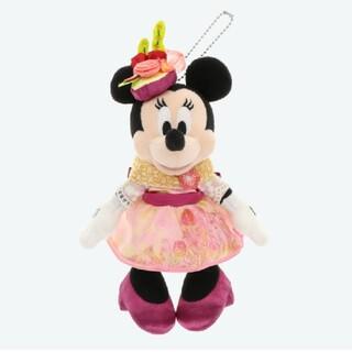 Disney - ミニースタイルスタジオ ミニー ぬいぐるみバッジ ディズニー