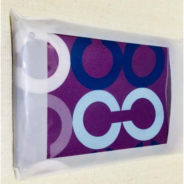 COACH(コーチ)の新品未使用 コーチ 風呂敷 スカーフ MISSコラボ coach レディースのファッション小物(バンダナ/スカーフ)の商品写真