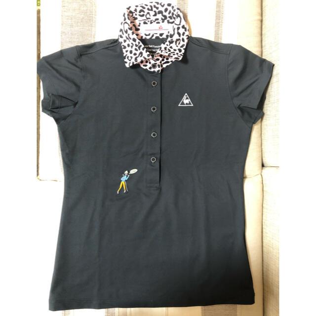le coq sportif(ルコックスポルティフ)のlecoq sportif ポロシャツ レディース スポーツ/アウトドアのゴルフ(ウエア)の商品写真