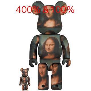 BE@RBRICK LEONARD DE VINCI Mona Lisa(その他)