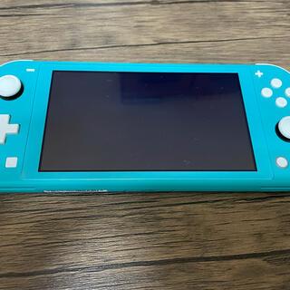 任天堂 - [3月2日時点ラクマ内中古最安値‼️]任天堂Switch ライト