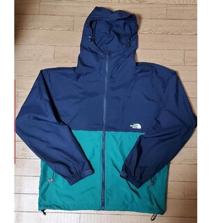 THE NORTH FACE - 【ほぼ未使用】THE NORTH FACE コンパクトジャケット