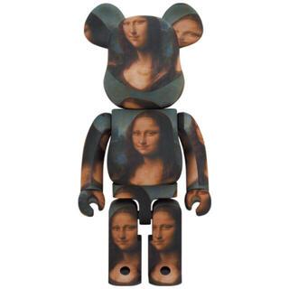 メディコムトイ(MEDICOM TOY)のBE@RBRICK Mona Lisa 1000%(その他)