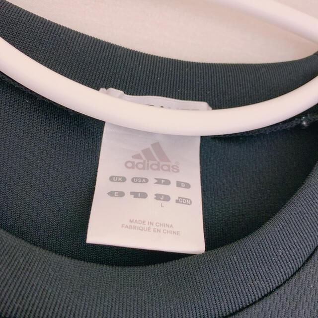 adidas(アディダス)のadidas Tシャツ スポーツ/アウトドアのサッカー/フットサル(ウェア)の商品写真