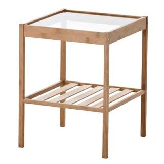 IKEA - 【激安送料込み】IKEA(イケア  )ベッドサイドテーブル NESNA ネスナ