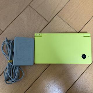 ニンテンドウ(任天堂)のNintendo DSi 本体 ライムグリーン (携帯用ゲーム機本体)