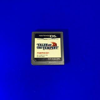 DS ソフト テイルズオブザテンペスト(携帯用ゲームソフト)