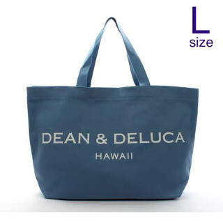 DEAN&DELUCA ディーン&デルーカ トートバッグ Lサイズ