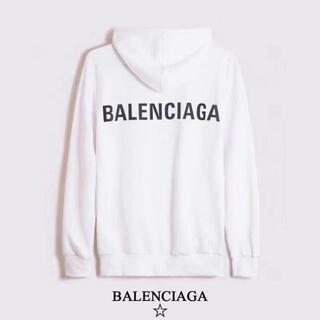 Balenciaga - バレンシアガ パーカーフード 付き 2枚14000円