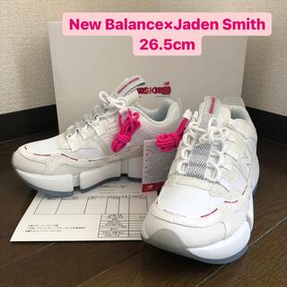ニューバランス(New Balance)のNB for Jaden Smith Vision Racer JSG 26.5(スニーカー)
