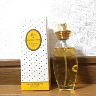 クリスチャンディオール(Christian Dior)のDior ドルチェヴィータ 50ml(香水(女性用))
