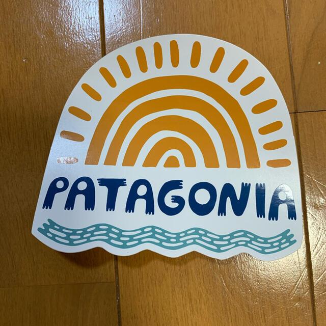 patagonia(パタゴニア)のパタゴニアステッカー スポーツ/アウトドアのスポーツ/アウトドア その他(その他)の商品写真