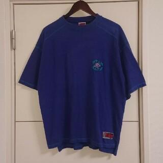 NBA ユタ・ジャズ Tシャツ 90s古着 刺繍ロゴ バスケットボール