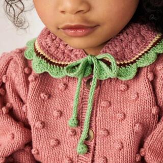 Caramel baby&child  - 2021ss misha&puff Frances Collar ミーシャ