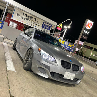 BMW - ★BMW525i.フルカスタム車、M5ルック、決まってます★