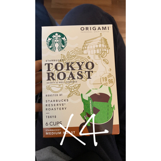 Starbucks Coffee - TOKYOロースト    計6袋(9g✖️6袋)
