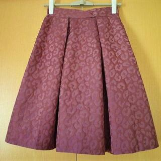 ANAYI - UNIVERVAL MUSE☆ユニバーバル ミューズ☆可愛らしいスカート