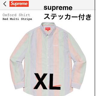 Supreme - supreme oxford shirts  XL 美品