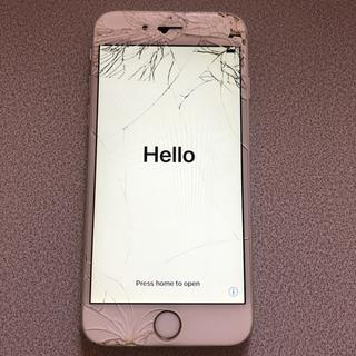 アイフォーン(iPhone)のiPhone 6 16G(スマートフォン本体)
