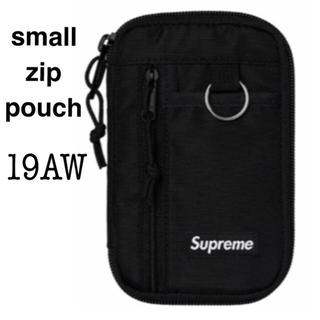 Supreme - 新品 Supreme Small Zip Pouch スモール ジップポーチ 黒