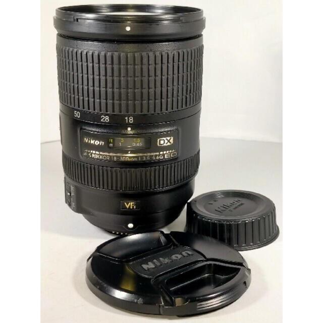 Nikon(ニコン)のNikon AF-S DX ED 18-300mm F3.5-5.6G VR スマホ/家電/カメラのカメラ(レンズ(ズーム))の商品写真