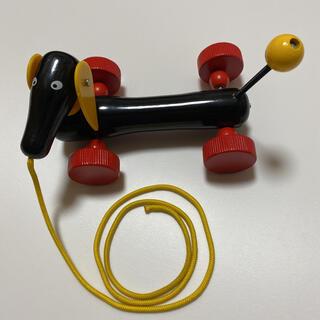 ブリオ(BRIO)のBRIO プルトイ ダッチー(知育玩具)