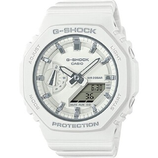 G-SHOCK - カシオ G-SHOCK GMA-S2100-7AJF ホワイト 新品未使用