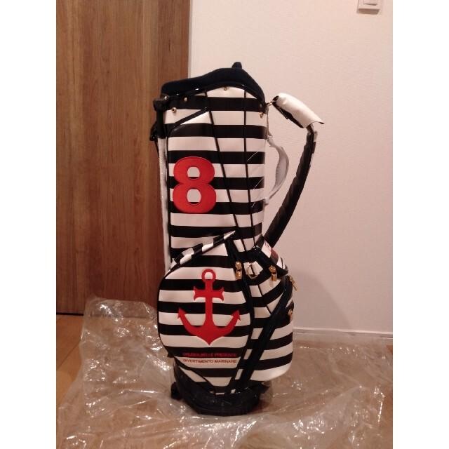ムータ キャディバッグ ゴルフ ムータマリン スポーツ/アウトドアのゴルフ(バッグ)の商品写真