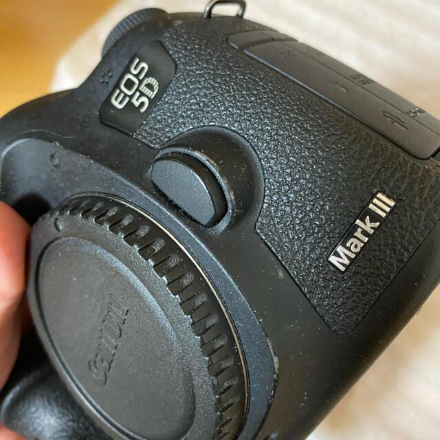 Canon(キヤノン)のcanon 5D mark III スマホ/家電/カメラのカメラ(デジタル一眼)の商品写真