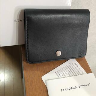 BEAMS - 【BEAMS】STANDRD SUPPLY 二つ折り財布