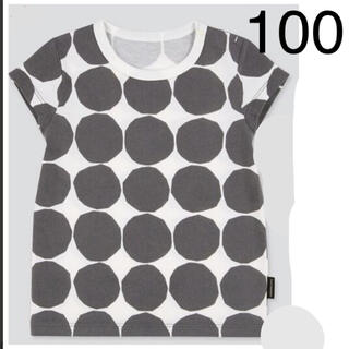 marimekko - marimekko uniqlo 2020aw  ベビー半袖Tシャツ
