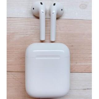 Apple - airpods 第2世代 Apple正規品 美品
