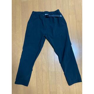 GRAMICCI - GRAMICCI 別注 SOLOTEX STRETCH PANTS ブラック