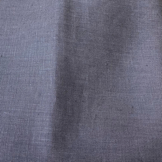 check and stripe カラーリネン(生地/糸)