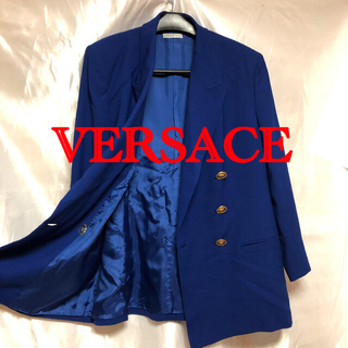 ジャンニヴェルサーチ(Gianni Versace)のVERSACE テーラード ジャケット(テーラードジャケット)