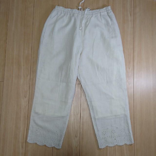 SM2(サマンサモスモス)のレース ズボン SM2 レディースのパンツ(カジュアルパンツ)の商品写真