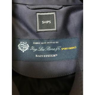 シップス(SHIPS)の【SHIPS】ステンカラーコート、ネイビー、S(ステンカラーコート)