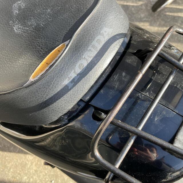 ホンダ(ホンダ)の直接引取り限定 ホンダ ライブディオ 中古車 自動車/バイクのバイク(車体)の商品写真