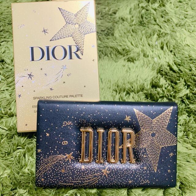Dior(ディオール)のDior☆アイシャドウ&リップパレット コスメ/美容のキット/セット(コフレ/メイクアップセット)の商品写真