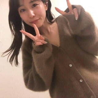 STUNNING LURE - 美品20awスタニングルアー♡ラクーンカーディガン