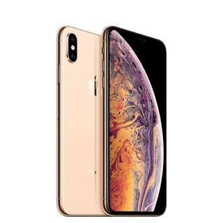 アップル(Apple)の【未開封】iphone XS 256GB SIMフリー  ゴールド(スマートフォン本体)